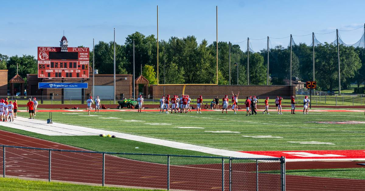 #1StudentNWI: Crown Point High School and the new school year