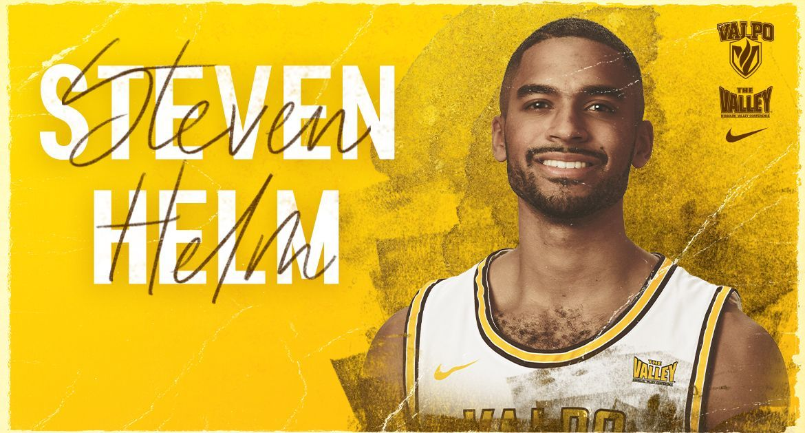Helm Returns to Valpo Basketball After Two-Year Mission