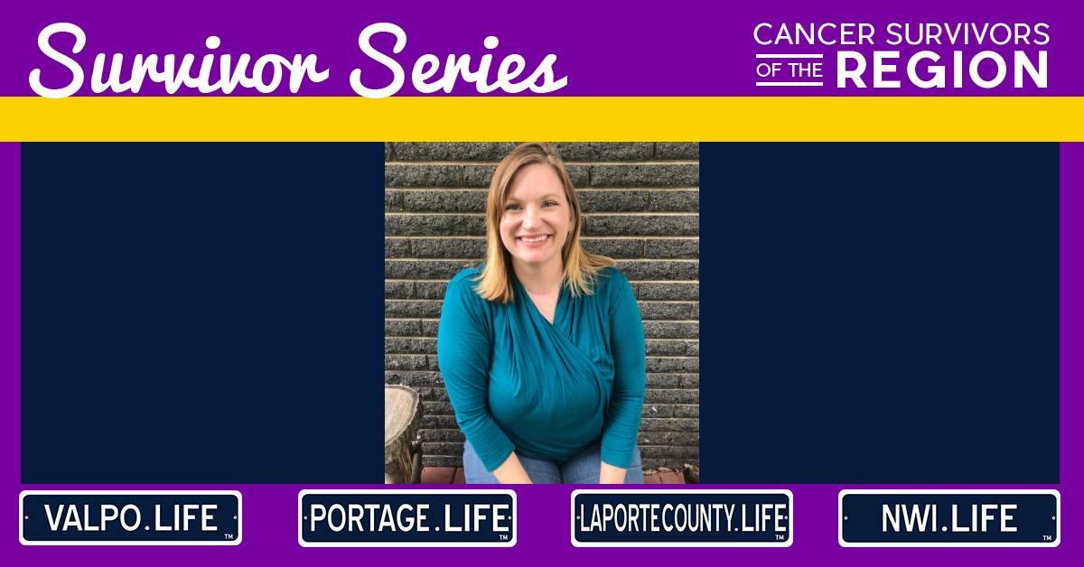 Cancer Survivor Series: Kelley Weisenbacher
