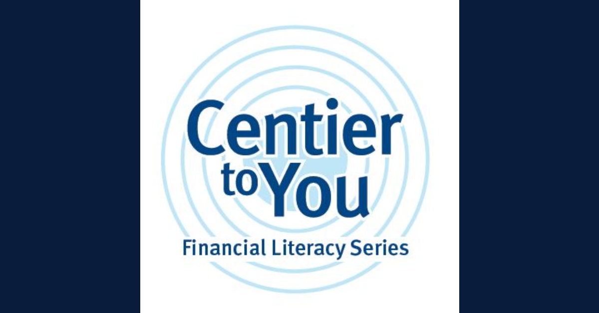 Centier Bank launches personal credit E-Course through Centier to you