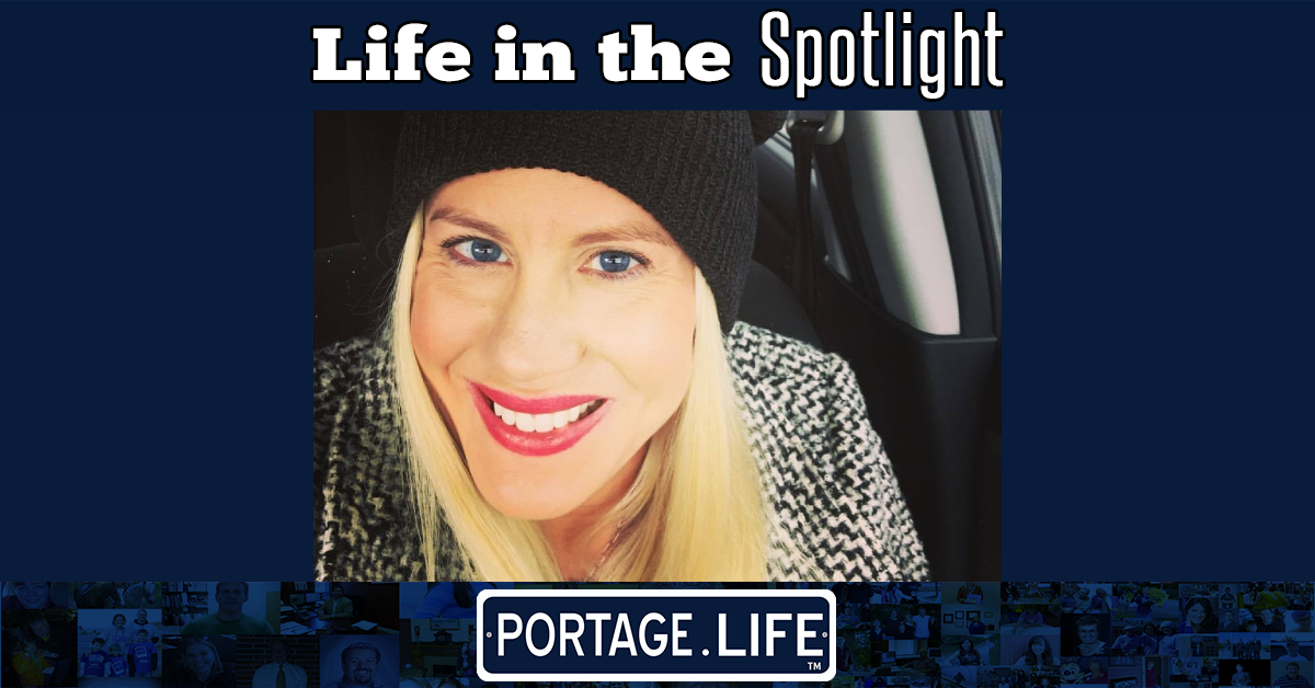 A Portage Life in the Spotlight: Christine Keaton