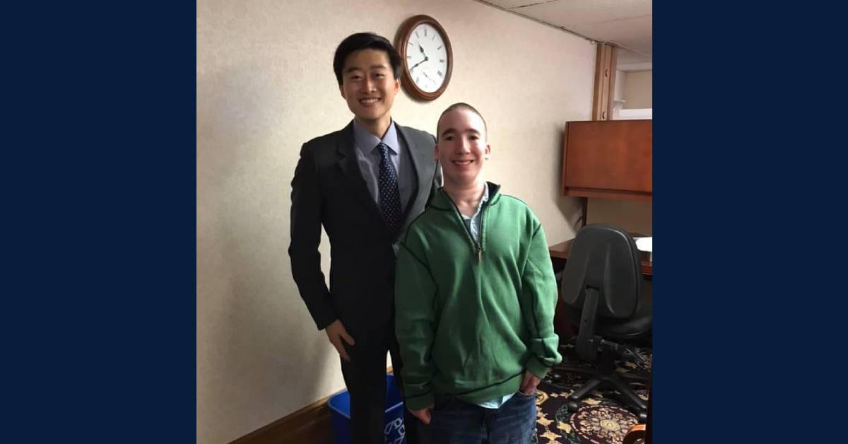 State Representative Chris Chyung turns his passion for solving problems into immediate change