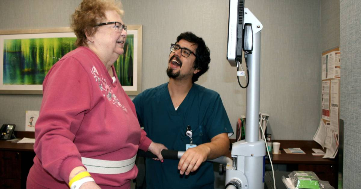 Community Healthcare System's Stroke & Rehabilitation Center offers national level care