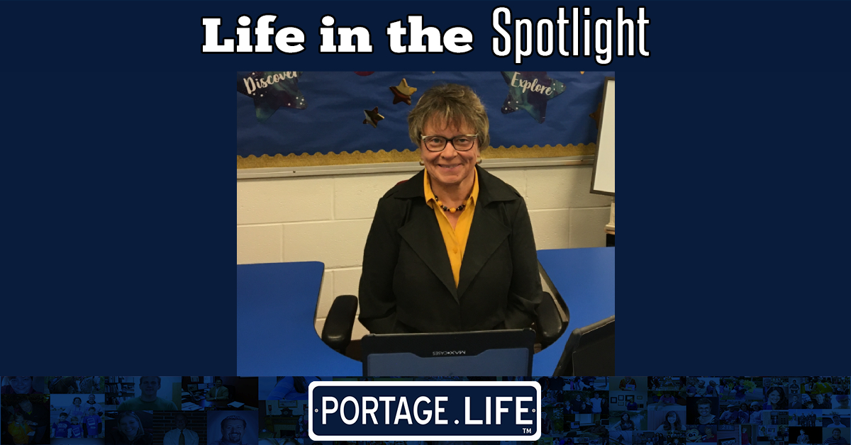 A Portage Life in the Spotlight: Connie King