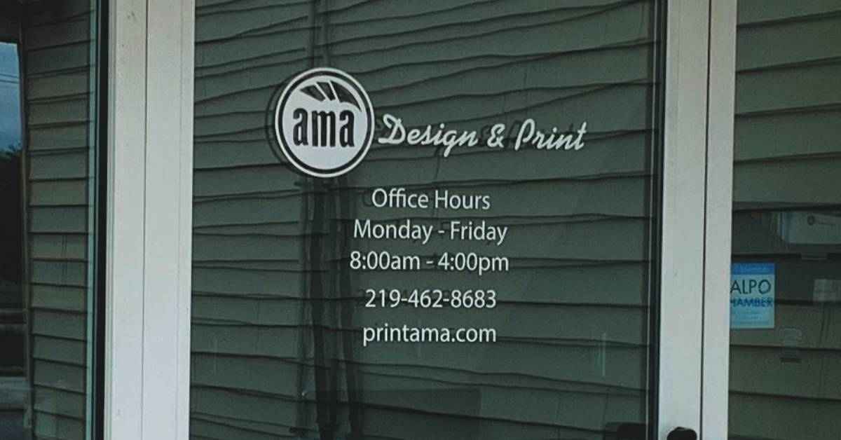 Customer service and quality mean everything to AMA Design & Print