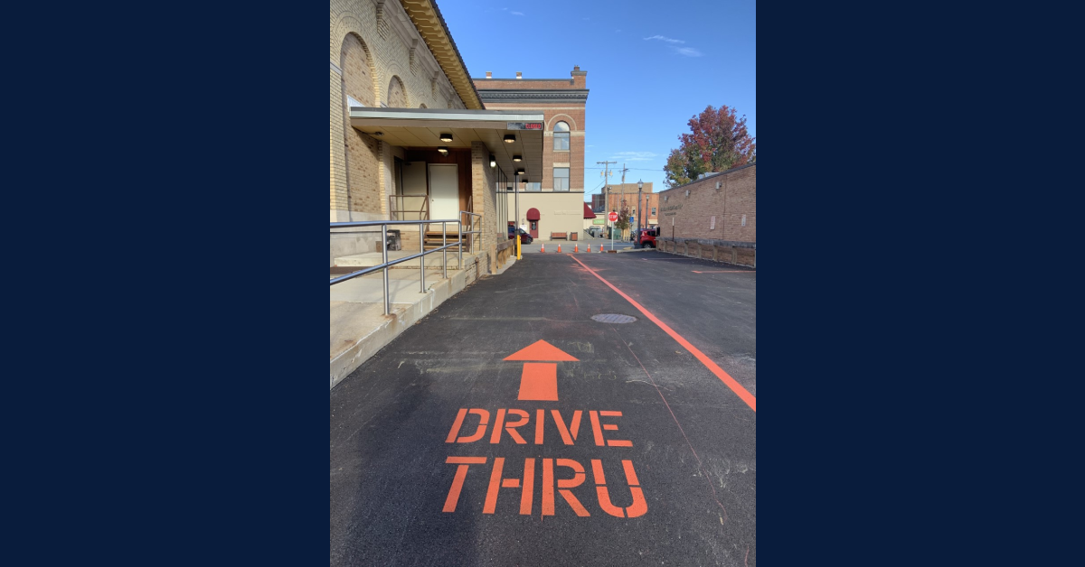City Hall drive thru to open Nov. 4
