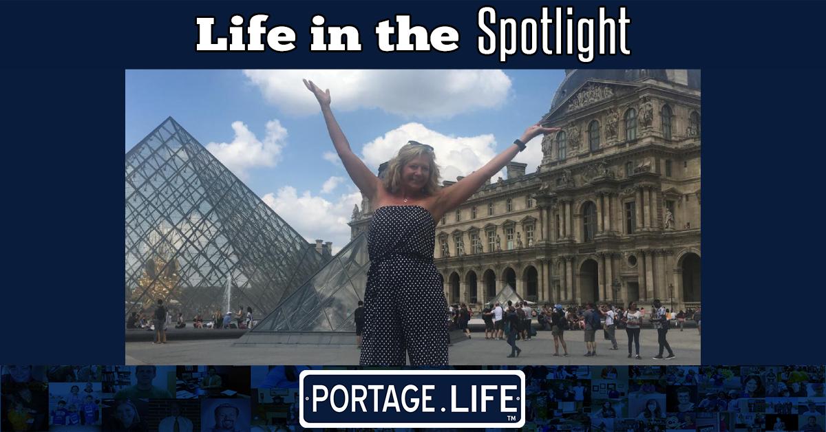 A Portage Life in the Spotlight: Helen Fuller