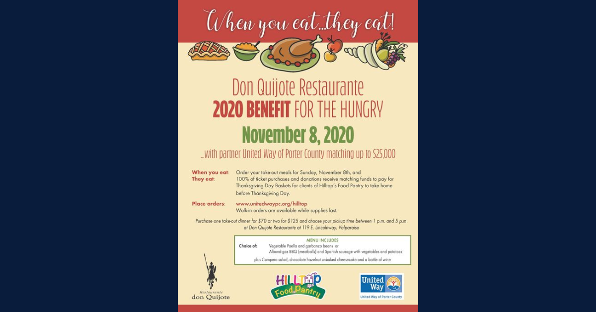 2020 Benefit for the hungry