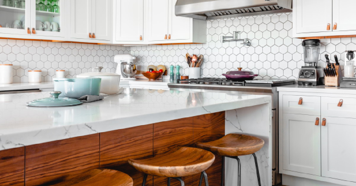 How to Organize Your Kitchen Counter: Tips from Home Builders