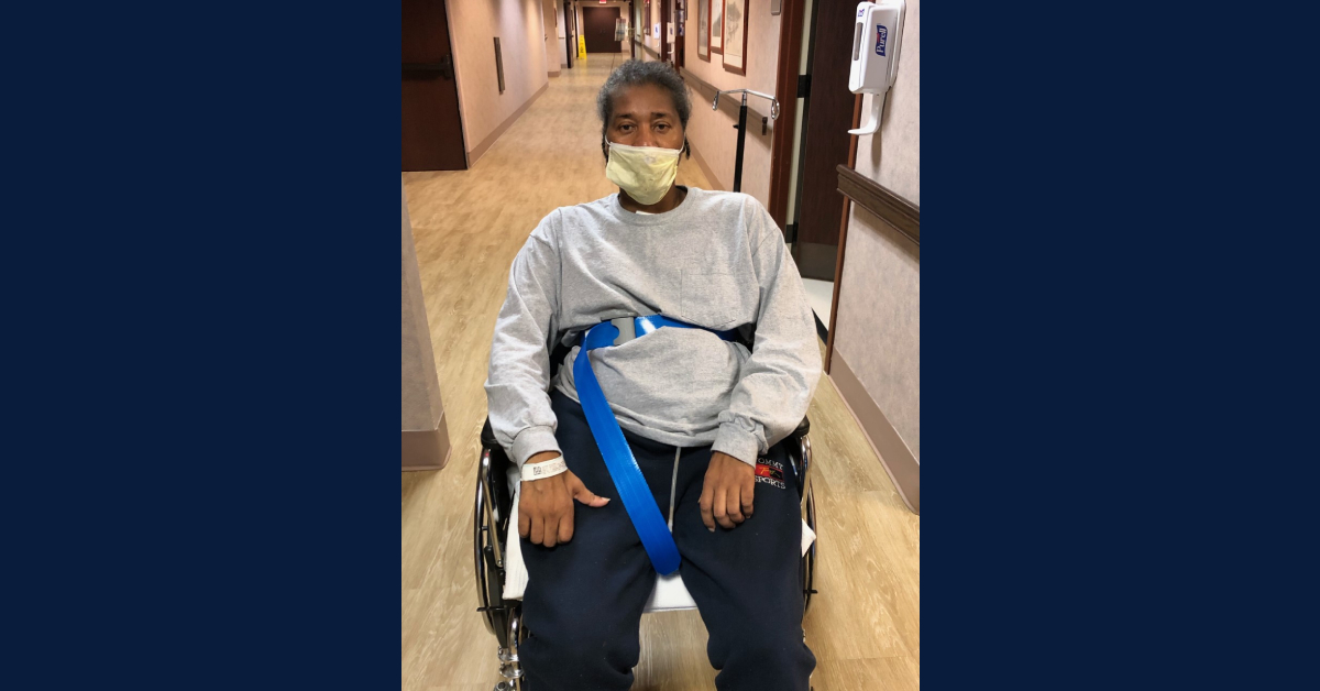 """""""I cried, I prayed, but I pushed through"""" – Elkhart man tells his story and how he beat COVID-19"""