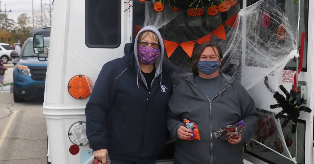 La Porte County Family YMCA holds third annual Trunk or Treat