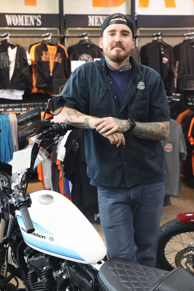 Liam Norris Harley