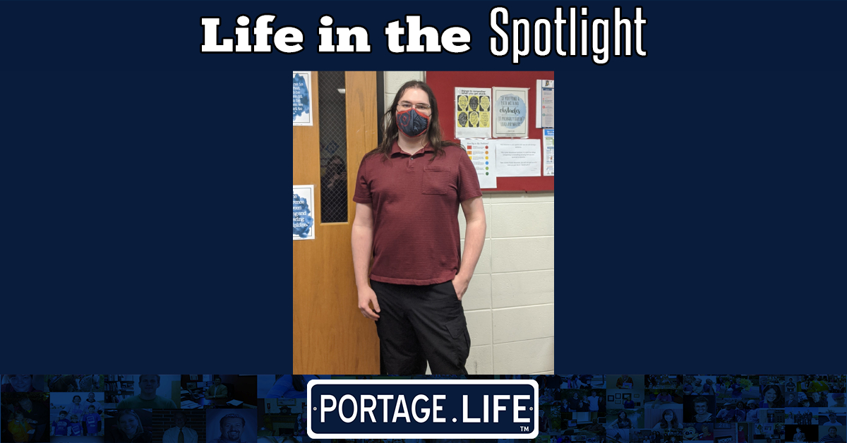 A Portage Life in the Spotlight: Nicholas Politano