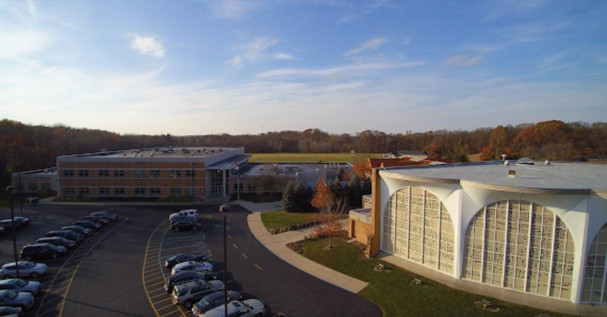 Saint Paul Catholic School earns School Safety Grant
