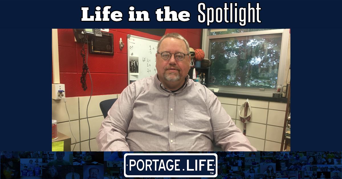 A Portage Life in the Spotlight: Steven Livingston