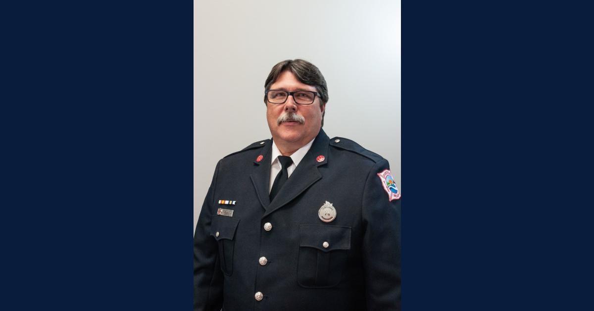 Portage Mayor Sue Lynch names new fire chief