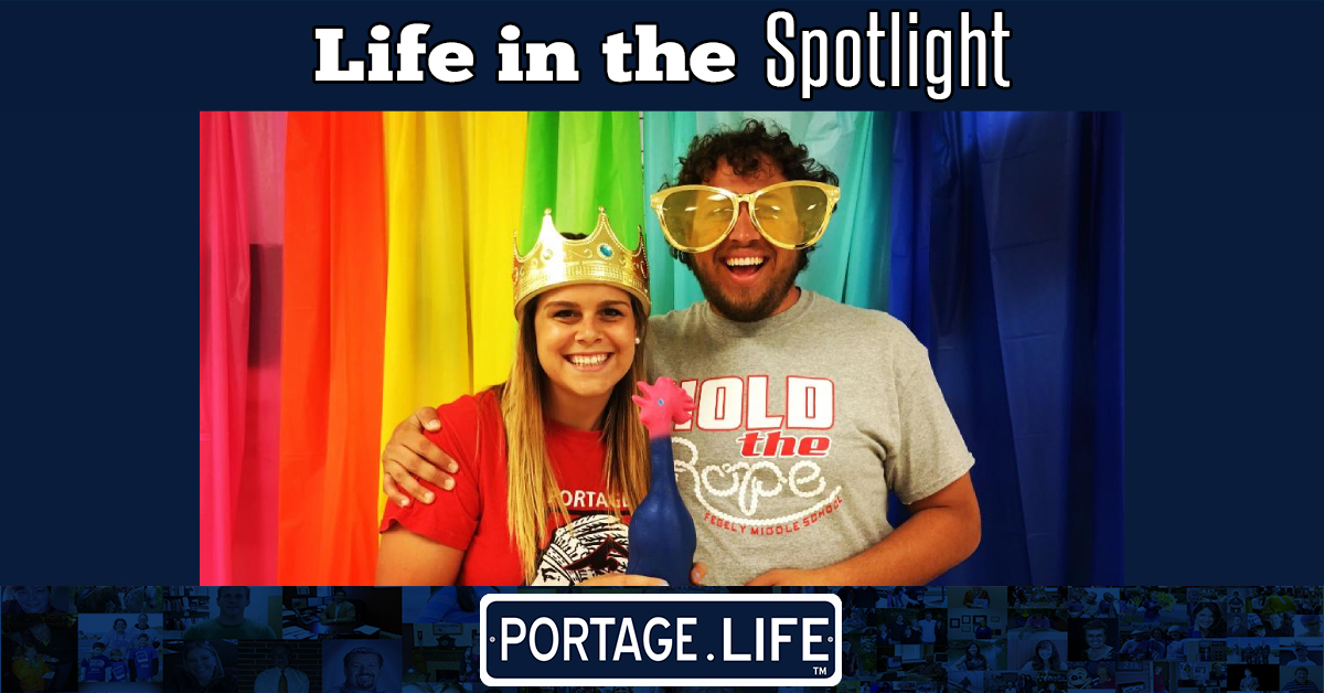 A Portage Life in the Spotlight: Troy Pawlak
