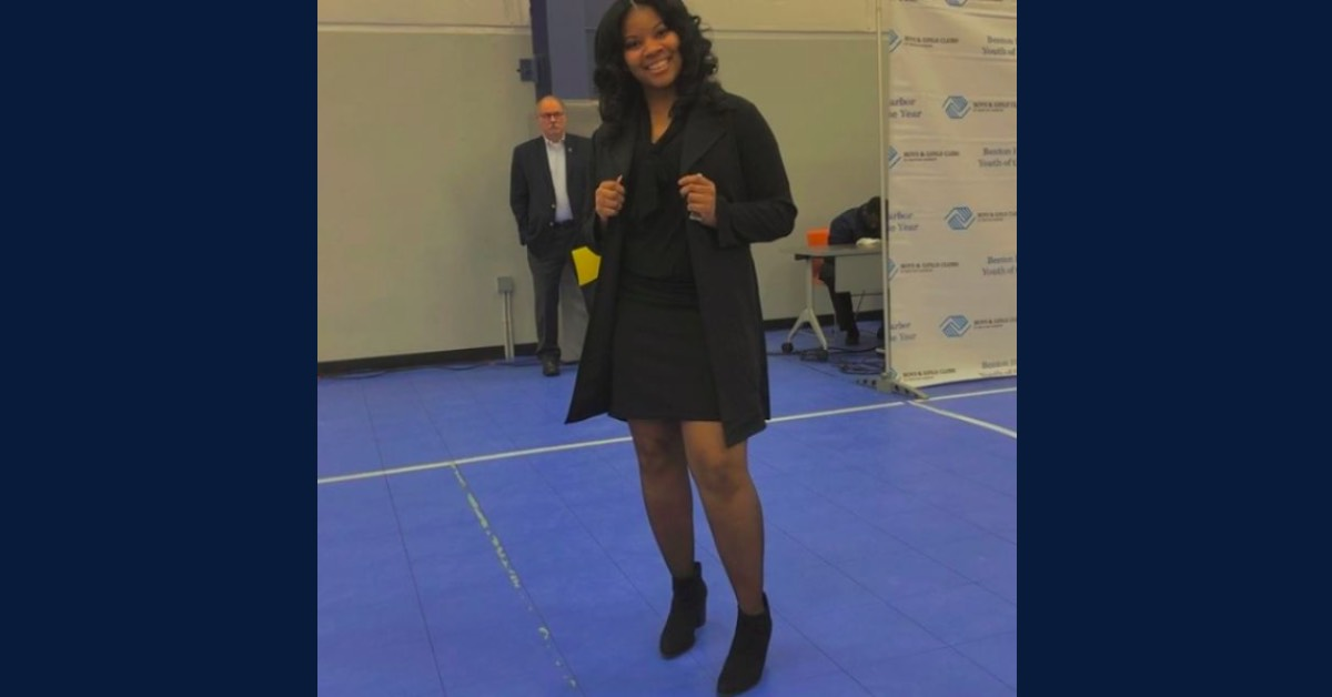Valpo Student Named Midwest Regional Youth of the Year by Boys and Girls Clubs of America