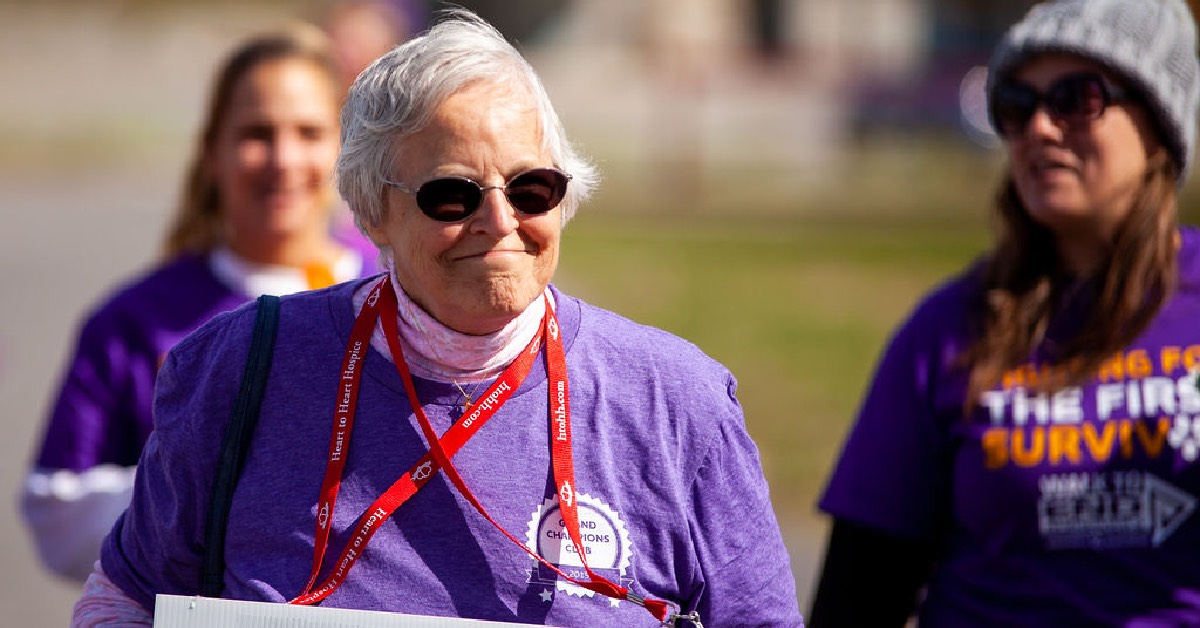 Alzheimer's Association's Walk to End Alzheimer's to take place on October 10 in Michigan City