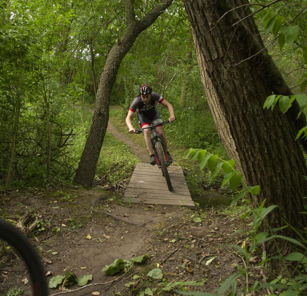 Creekside Bike Trail