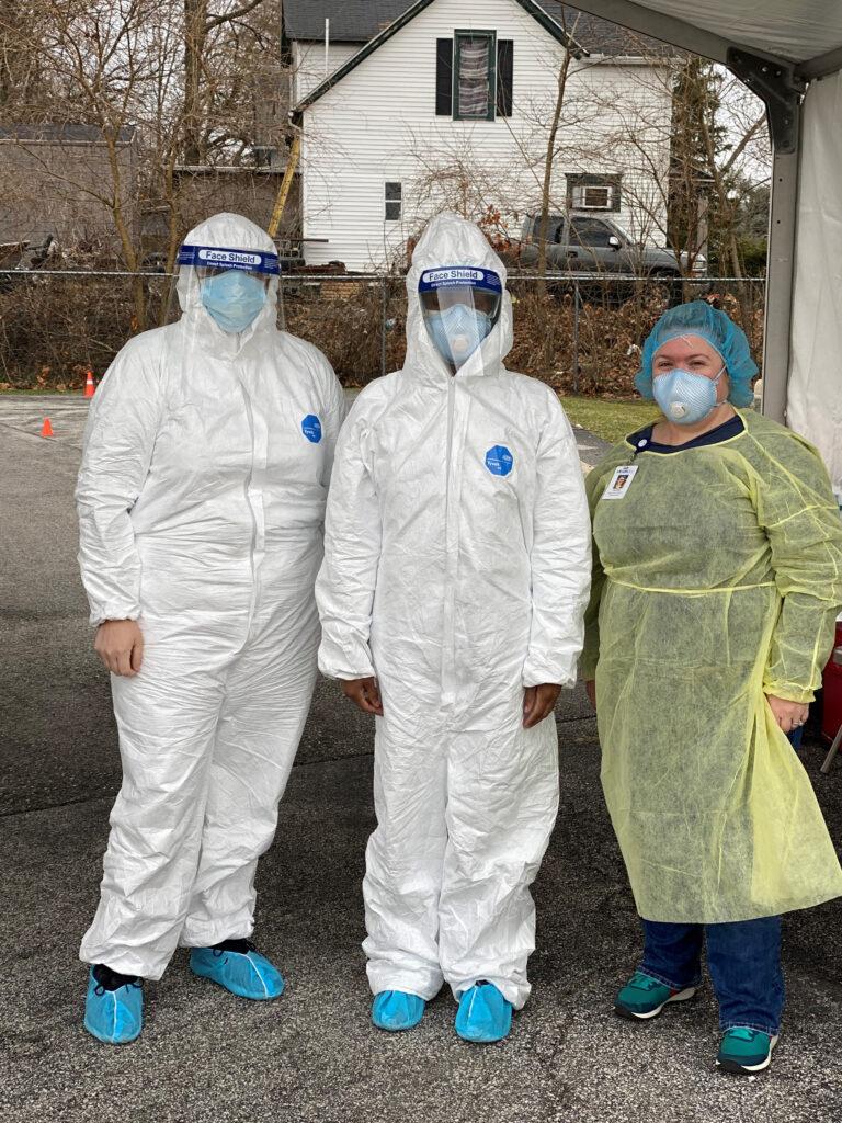 HealthLinc COVID-19 PPE