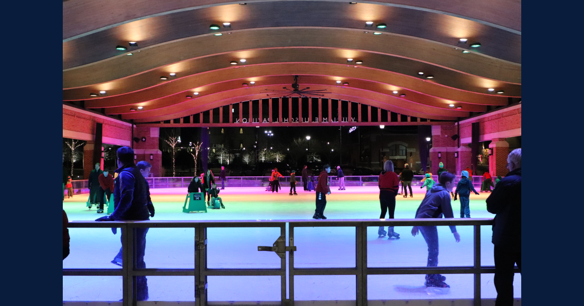 Valpo Parks to open Central Park Plaza Ice Rink