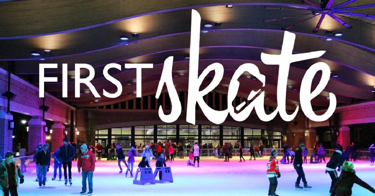 Valpo Parks First Skate