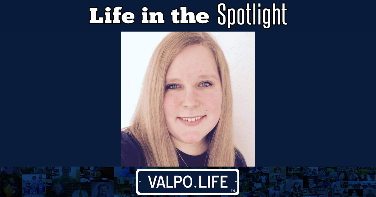 A Valpo Life in the Spotlight: April Wittenstrom