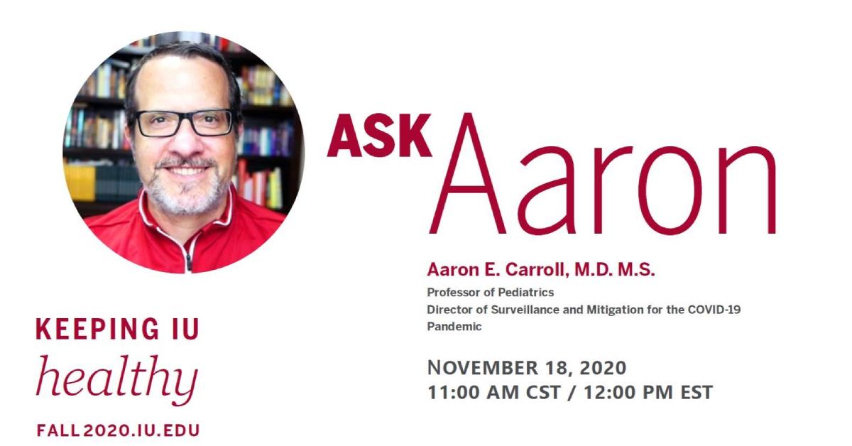 IUN Ask Aaron