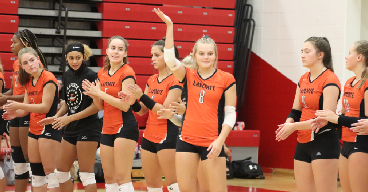 Duneland Athletic Conference Fall 2020 Volleyball All-Conference Selections