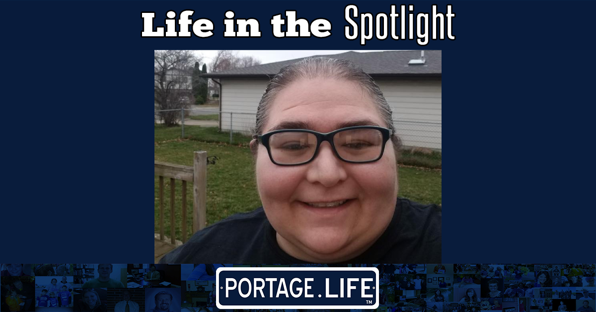 A Portage Life in the Spotlight: Sarah Cohen