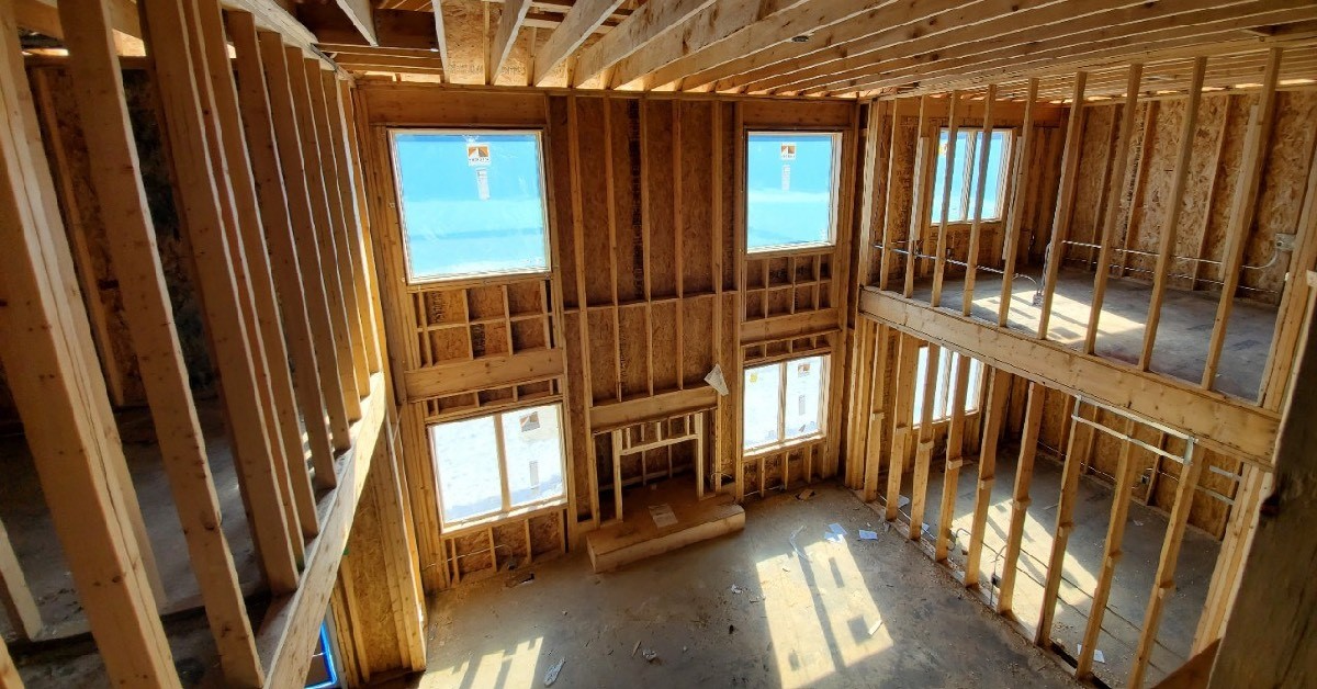 Plumbing, electric, and heating are the trades that complete a Sublime Homes dream