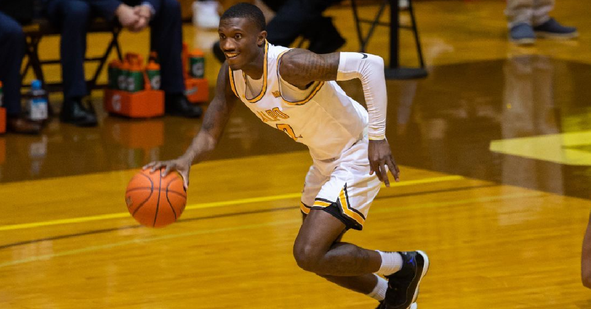 Unique Basketball Journey Drives Zion Morgan