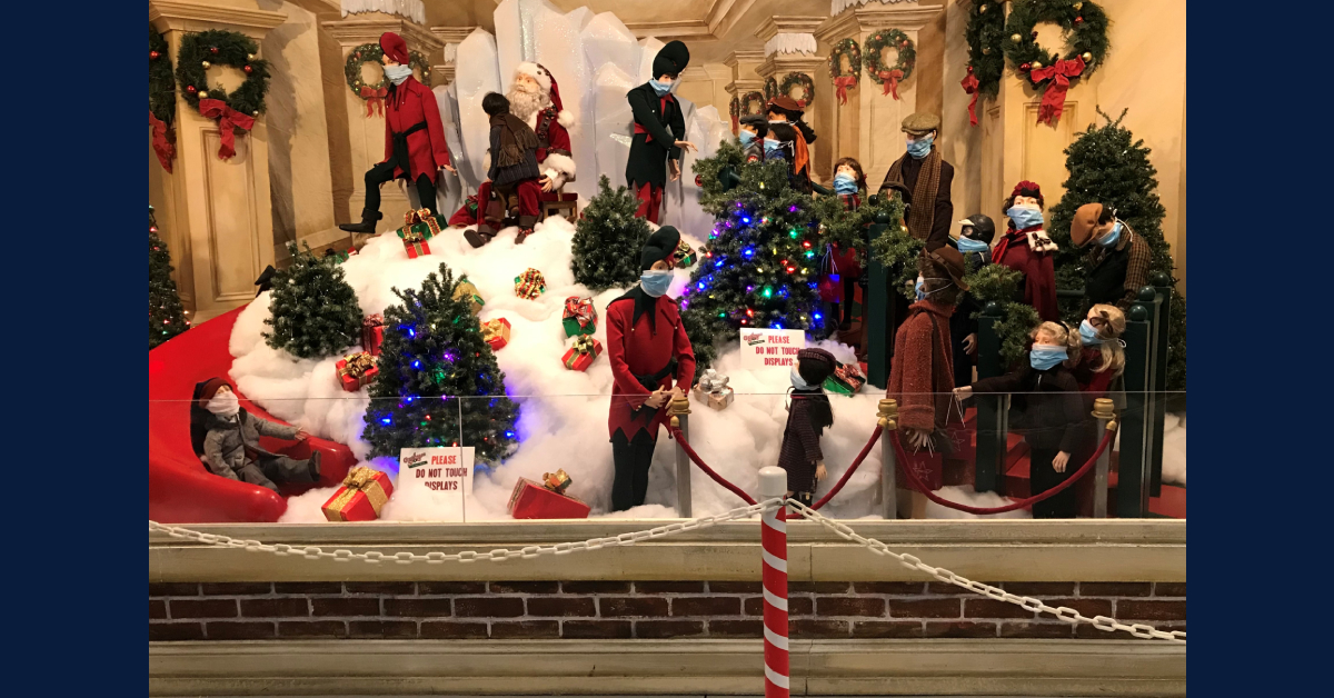 """#1StudentNWI: """"A Christmas Story"""" Comes Home exhibit celebrates the holidays in Hammond"""