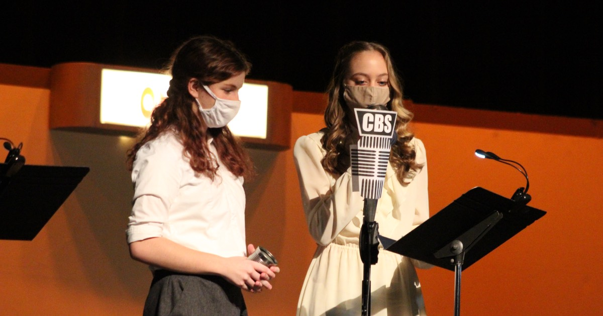 "Griffith High School entertains virtually with fall play ""High School Drama Night"""