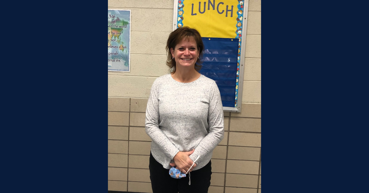 St. Mary's School- Alumni Spotlight: Mrs. Jenny Horn