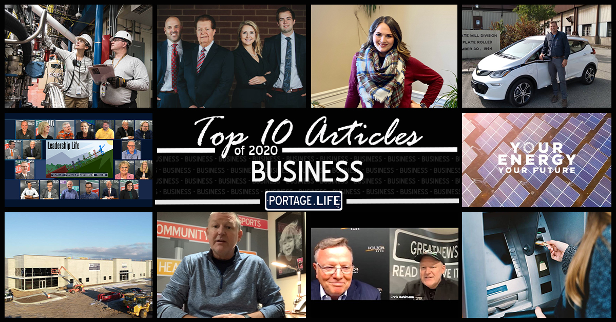 Top 10 business articles on Portage.Life in 2020