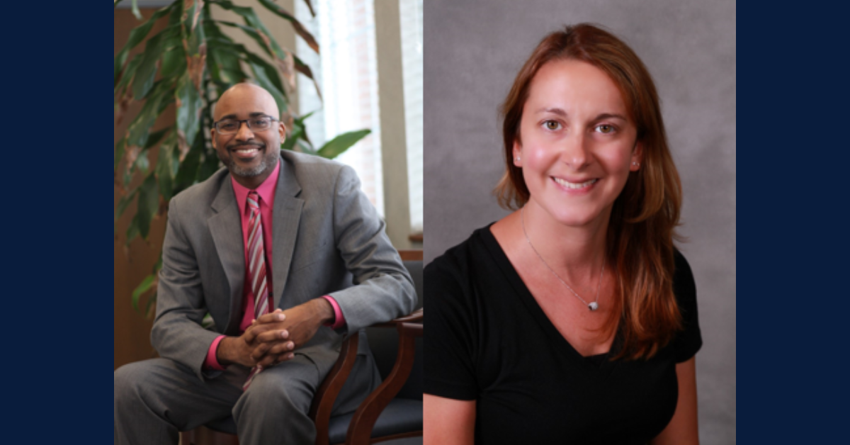 Two PNW professors named Scholarship of Engagement Fellows
