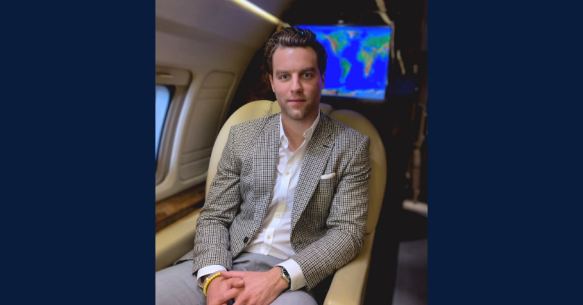 """Petar Todorovic, Vice President of Sage-Popovich is named to Airport Business' """"40 Under 40"""" List"""