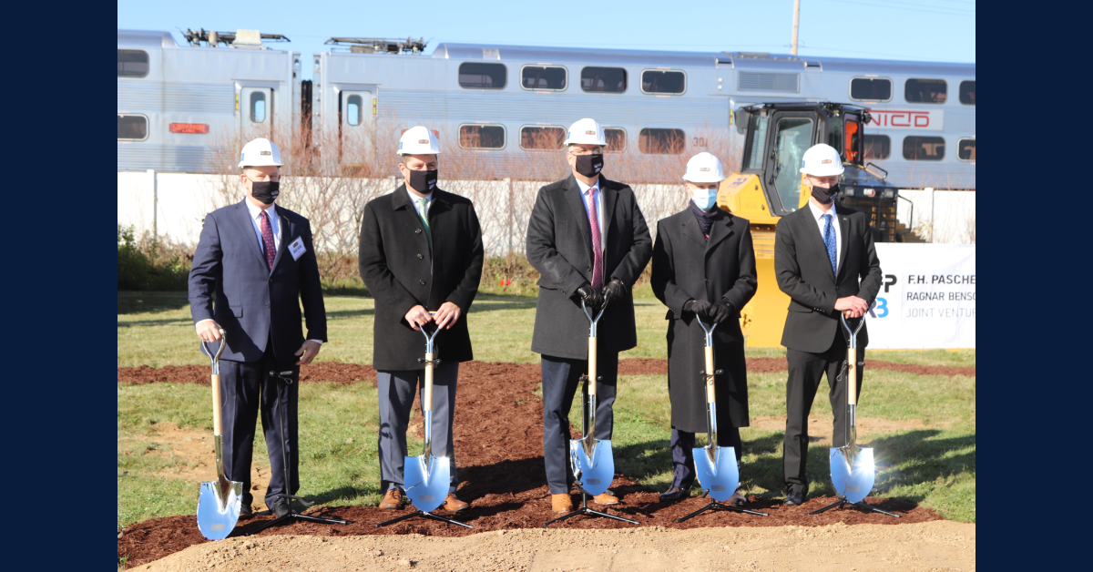 NICTD awarded extra $49.4 million for South Shore Double Track NWI Project