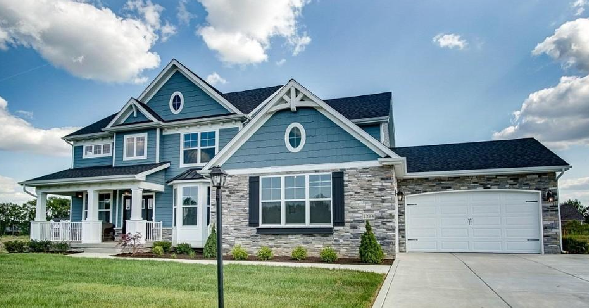 Steiner Homes and Century 21 Alliance Group Featured Listing: 4 Bed, 3 Bath home in Valparaiso