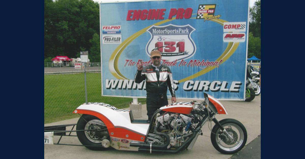 Gary Stroud returns to Harley-Davidson of Valparaiso after 25-year hiatus