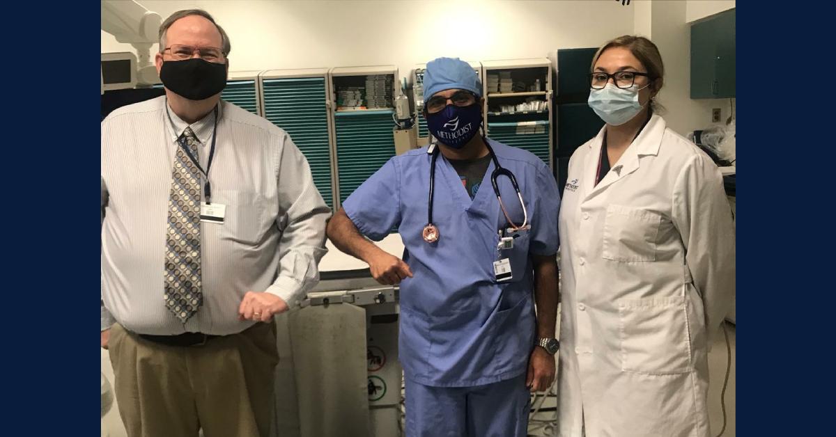 Methodist Hospitals debuts new clot removal treatment for life-threatening clots