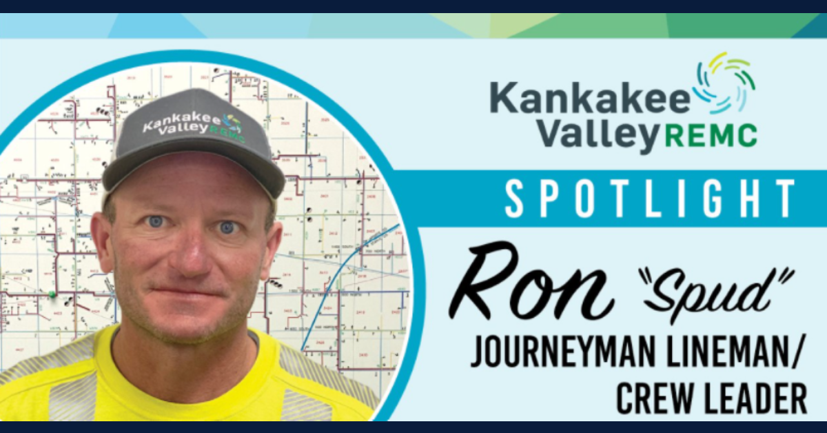 Kankakee Valley REMC Spotlight: Ron
