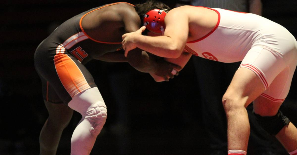 Crown Point claims second straight DAC Wrestling Championship