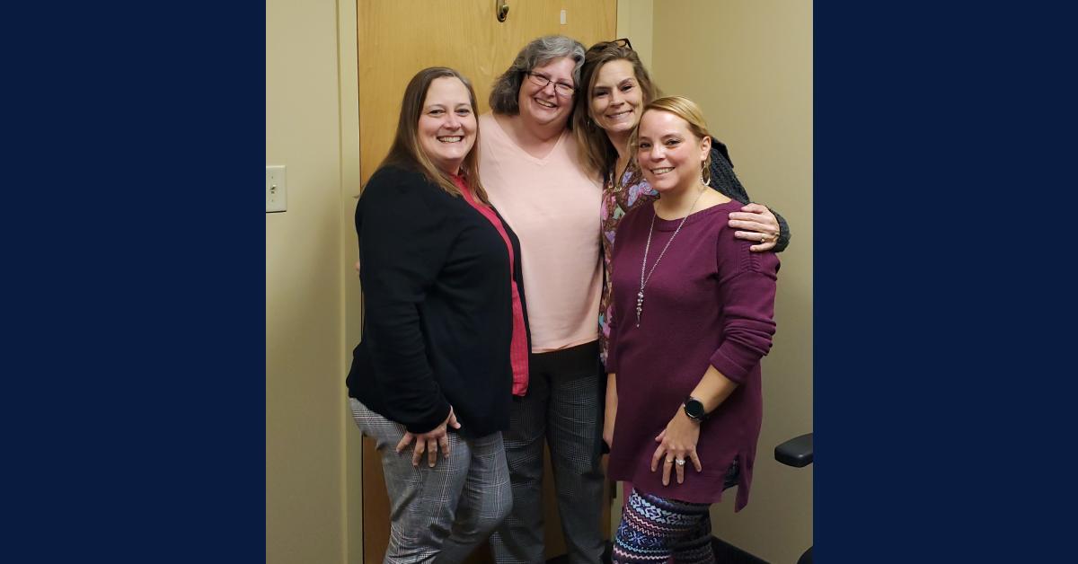 A Great Lakes Orthopedics & Sports Medicine, P.C. Employee Spotlight: Tenured staff
