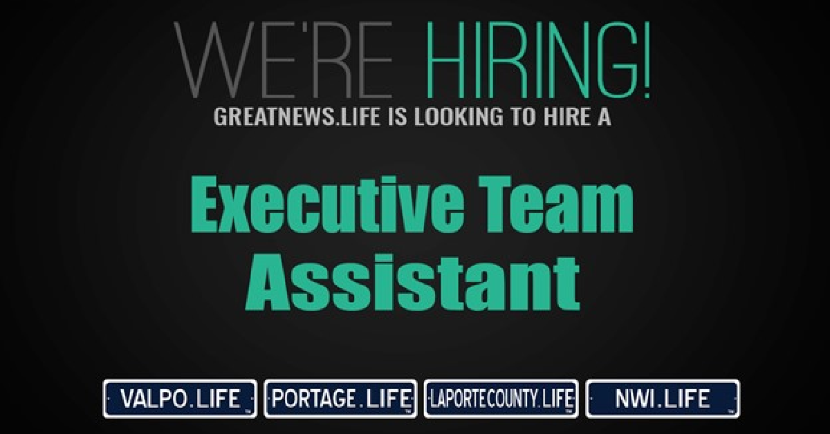 GreatNews.Life is hiring an Executive Team Assistant