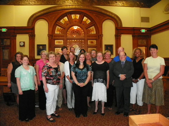 15 New CASA Volunteers Complete Class to Make a Lifelong Difference for Local Children