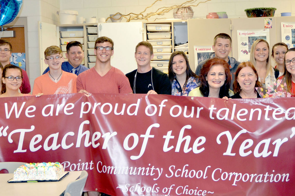 #1StudentNWI: Saying Goodbye to a Great Year at Crown Point High School