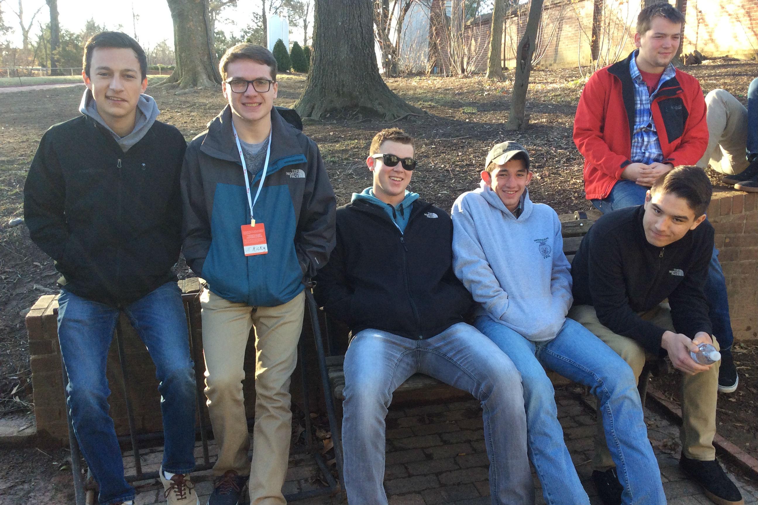 #1StudentNWI: Morgan Township's Senior's Journey to Washington DC